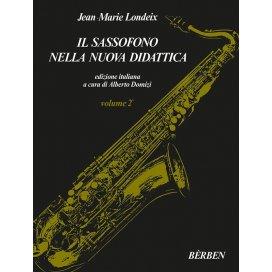 LONDEIX IL SASSOFONO NELLA NUOVA DIDATTICA VOLUME 2