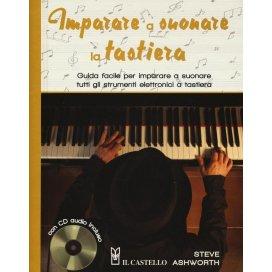 ASHWORTH IMPARARE A SUONARE LA TASTIERA +CD