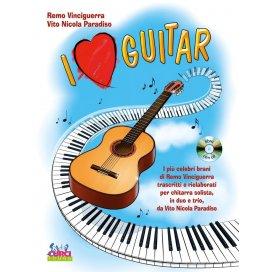 PARADISO I LOVE GUITAR +CD