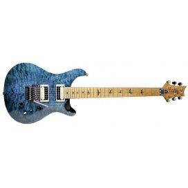 PRS SE CUSTOM 24 ROASTED LTD FLOYD ROSE WHALE BLUE