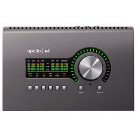 UNIVERSAL AUDIO APOLLO X QUAD