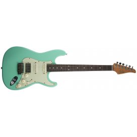 SUHR CLASSIC S ANTIQUE ROASTED SURF GREEN LIMITED EDITION