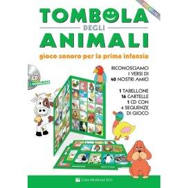 AAVV TOMBOLA DEGLI ANIMALI +CD