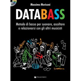 MORICONI DATABASS + CD