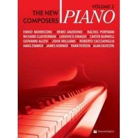 AAVV THE NEW COMPOSERS VOLUME 2 PIANO