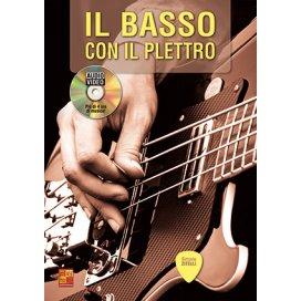 ZITELLI IL BASSO CON IL PLETTRO +DVD