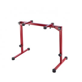 K&M 18820-019-91 KEYBOARD STAND RED