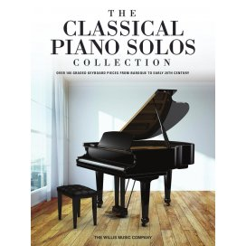 AAVV THE CLASSICAL PIANO SOLOS COLLECTION