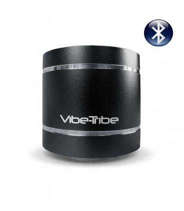 VIBE TRIBE TROLL 2.0 BLACK VIBRATION BLUETOOTH SPEAKER