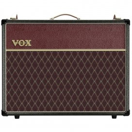 VOX AC30C2 TTBM TWO TONE BLACK MAROON