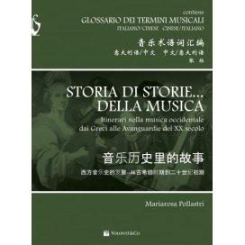 POLLASTRI/ZHANG STORIA DI STORIE... DELLA MUSICA