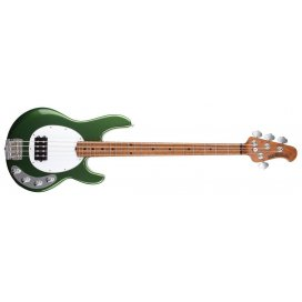 MUSIC MAN STINGRAY 4 CHARGE GREEN MAPLE