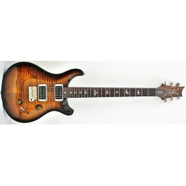 PRS CUSTOM 24 BIRDS WT TR3B BLACK GOLD BURST 85/15