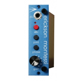 A DESIGNS EM-BLUE 500 SERIES PREAMP