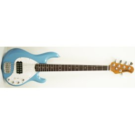 MUSIC MAN STINGRAY 5 CHPPER BLUE ROASTED RW