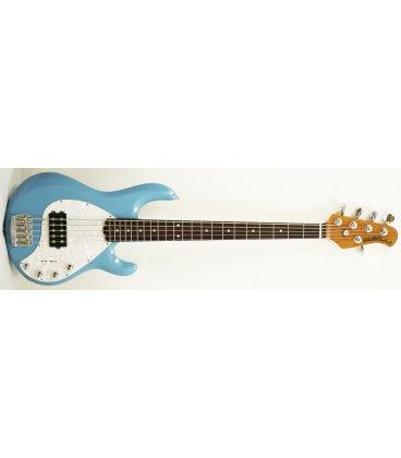 MUSIC MAN STINGRAY 5 CHOPPER BLUE ROASTED RW