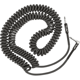 FENDER PRO COIL CABLE 30' GREY TWEED