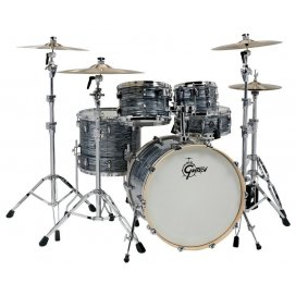 GRETSCH RN2-E8246-SOP NEW RENOWN MAPLE SILVER OYSTER PEARL