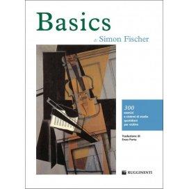 FISCHER BASICS - 300 ESERCIZI E SISTEMI DI STUDIO QUOTIDIANI PER VIOLINO