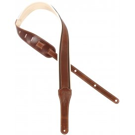 TAYLOR STRAP REINASSANCE MED BROWN LEATHER 2.5""