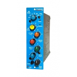 MAAG EQ4 6 BAND EQUALIZER WITH AIR BAND 500 SERIES