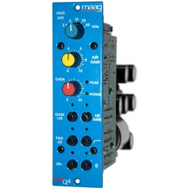 MAAG PREQ4 PRE AMP WITH AIR BAND 500 SERIES