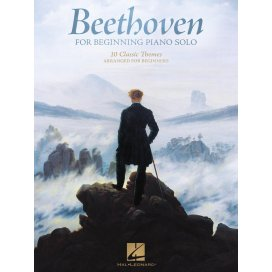 BEETHOVEN FOR BEGINNING PIANO