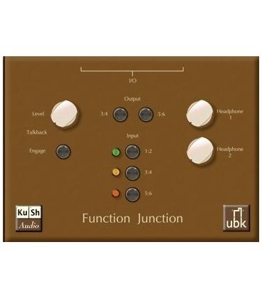 Kush audio function junction