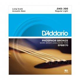 D'ADDARIO EPBB170 CORDE BASSO ACUSTICO 45-100