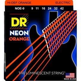 DR NOE-9 NEON ORANGE 9-42 LITE