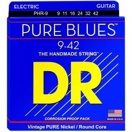 DR PHR 9 9-42 PURE BLUES