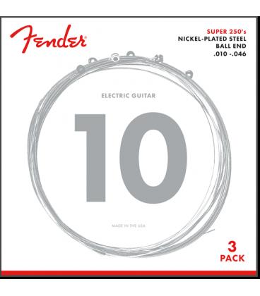 FENDER 250R 3 PACK 10-46