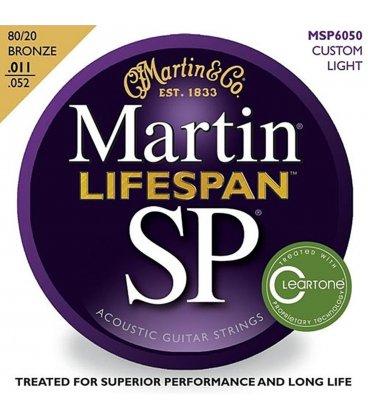 MARTIN MSP6050 LIFESPAN 11-52 SET ACUSTICA