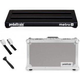 PEDALTRAIN PT-M16 HC METRO 16 HARDCASE 40.6x20.3x3.5 CM.