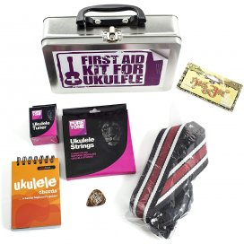 PURE TONE FIRST AID KIT FOR UKULELE