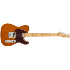 FENDER LTD PLAYER TELE MN AGN