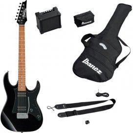 IBANEZ IJRX20-BKN JUMPSTART KIT BLACK