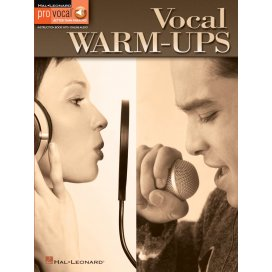 AAVV PRO-VOCAL VOCAL WARM UPS + AUDIO ONLINE