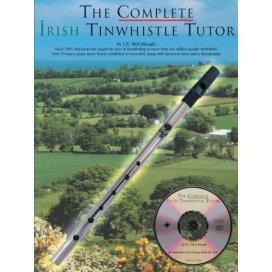 AAVV THE COMPLETE IRISH TIN WHISTLE TUTOR + CD