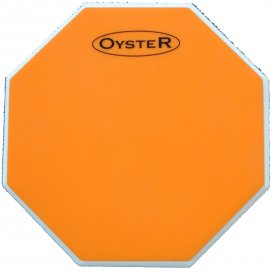 """OYSTER DRUM PAD 12"""" OCTAGONAL"""