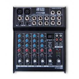 Audio tools atm22rx mixer con effetti
