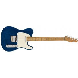 FENDER TELECASTER AM PRO MN ROASTED SAPPHIRE BLUE BURST