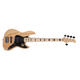 MARCUS MILLER V7 5 VINTAGE SWAMP ASH 5 2ND GEN NATURAL