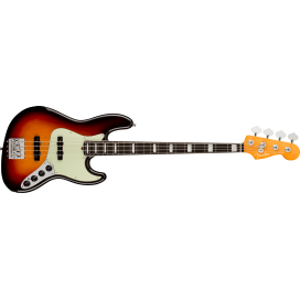 FENDER AM ULTRA JAZZ BASS 'RW ULTRABURST