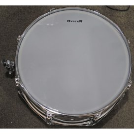 OYSTER FLT09W-04 SNARE DRUM 14X6.5 METAL