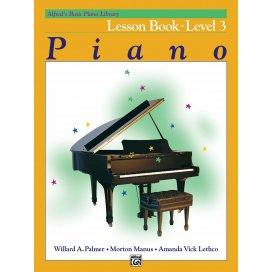 PALMER/MANUS CORSO PIANO LEZIONI LIVELLO 3 MB111