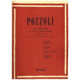 POZZOLI 24 STUDI DI FACILE MECCANISMO