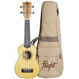 FLIGHT DUS330 RELIC SOPRANO + BAG