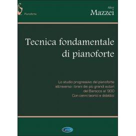 MAZZEI TECNICA FONDAMENTALE PIANO VOLUME 1
