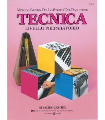 BASTIEN TECNICA LIVELLO PREPARATORIO MK14693
